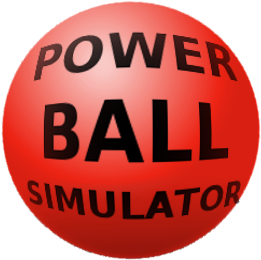 Powerball lottery simulator