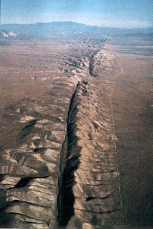 San Andreas Fault: New New Orleans suggested site